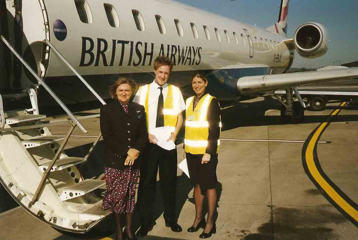 British Airways 4